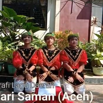 Koreografi Syair Tari Saman Aceh_Yosuke
